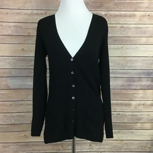 Banana Republic Black Cardigan